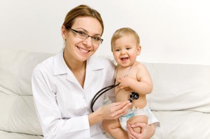 Przychodzi dziecko do lekarza